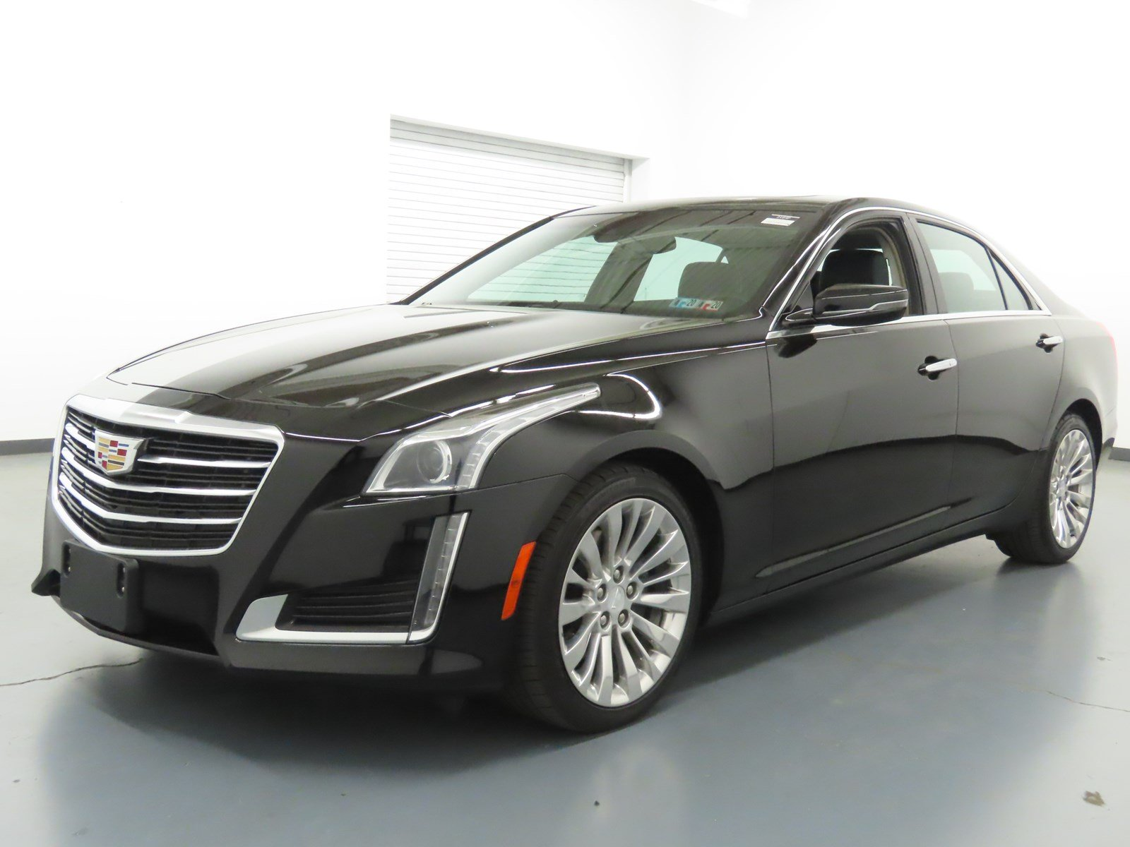Pre-Owned 2016 Cadillac CTS Sedan Luxury Collection AWD