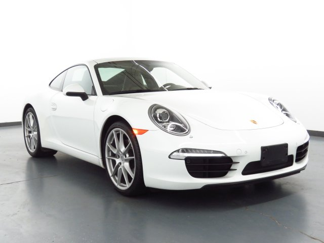 Certified Pre-Owned 2013 Porsche 911 Carrera