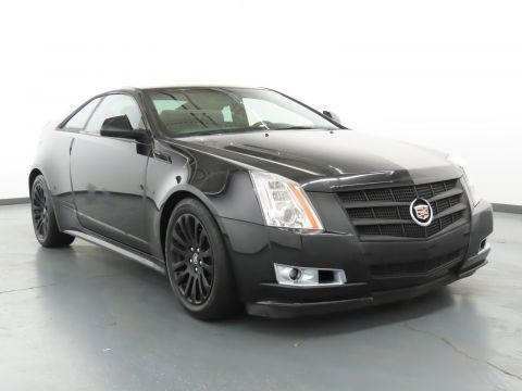 Pre-Owned 2011 Cadillac CTS Coupe Premium